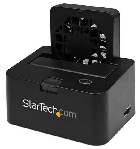 "StarTech SDOCKU33EF External Docking Station for 2.5"" or 3.5"" SATA III 6Gbps HD - eSATA or USB 3.0 w/ UASP ST-SDOCKU33EF"