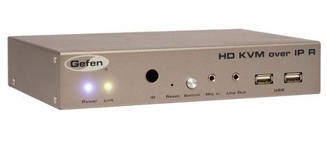 Gefen Inc HD KVM Over IP Receiver Package EXT-HDKVM-LANRX