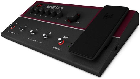 Line 6 AMPLIFi FX100 [RESTOCK ITEM] Guitar MultiFX Processor with Bluetooth and iOS/Android Connectivity AMPLIFI-FX100-RST-01