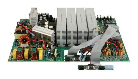 QSC WP-000405-00  120v Amp Module PCB for CX404 WP-000405-00