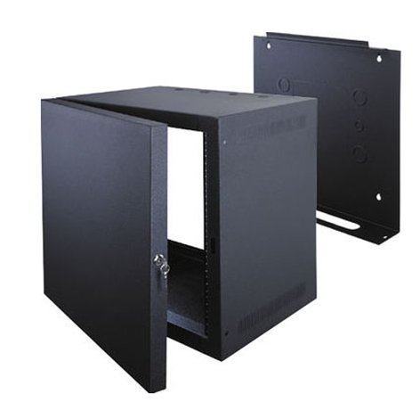 Middle Atlantic Products SBX-10 10-Space Wall-Mount Rack SBX-10