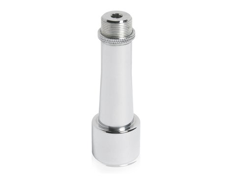"""Atlas Sound MS2XTA 7/8"""" to 5/8"""" Adapter for Microphone Stands, chrome MS2XTA"""