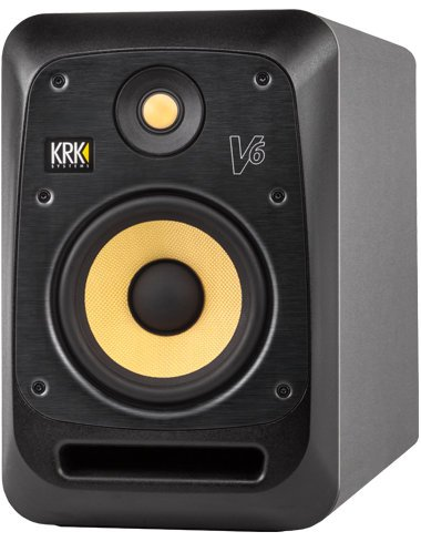 """KRK V6 S4 Powered 6"""" Studio Monitor V6S4"""