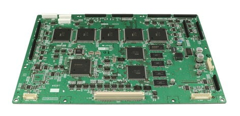 Yamaha WE062001  DSP48 PCB for M7CL-48 WE062001