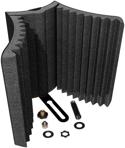 Auralex MudGuard v2 Microphone Shield with Hardware Mounting Kit MUDGUARD-V2