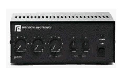 Grommes-Precision M30 30W 3-Channel Mixer/Amplifier M30-GROMMES