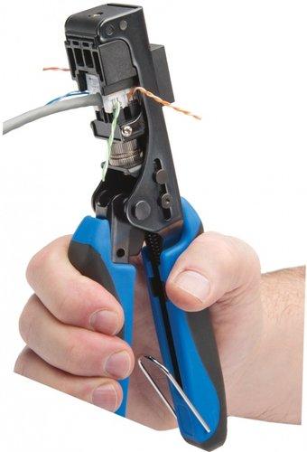Platinum Tools 13501C Xpress Jack Keystone Jack Termination Tool 13501C