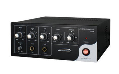 Speco Technologies PVL15A 15W PA Amplifier PVL15A