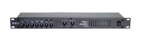 Rolls MA2355 Mixer / Amplifier, 35w/8ohm MA2355