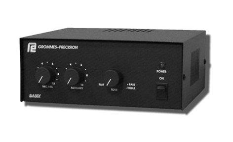 Grommes-Precision B30 30 W 2-Channel Mixer/Amplifier B30