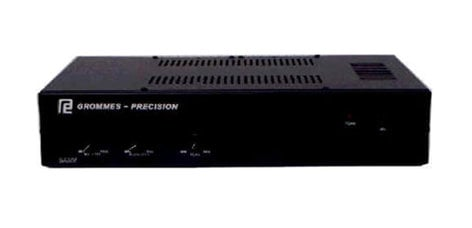 Grommes-Precision B60 60 W 2-Channel Mixer/Amplifier B60-GROMMES