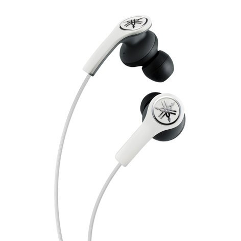 Yamaha EPH-M200  High-Performance Earphones with Remote and Microphone EPH-M200