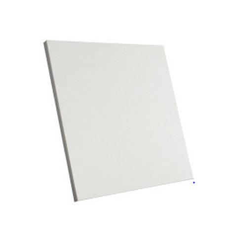 "Auralex TCCT24WHITE 2' x 4' x 1"" T-Coustic Drop Ceiling Tile in White TCCT24WHITE"
