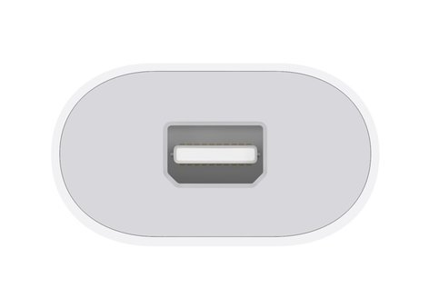 Apple Thunderbolt 3 (USB-C) to Thunderbolt 2 Adapter Converts Thunderbolt 3  / USB-C To Thunderbolt 2, MMEL2AM/A