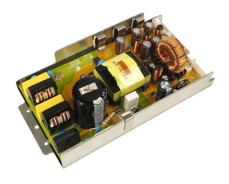Behringer Q04-AWN00-99000 Power Supply PCB Assembly for X32 RACK Q04-AWN00-99000