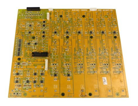 Behringer Q05-16001-00418  Fader PCB Assembly for UB1204FX-PRO Q05-16001-00418
