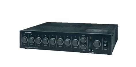 Bogen V100-BOGEN 100W Mixer/Amplifier V100-BOGEN