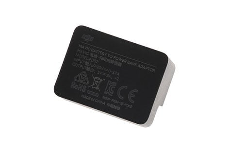 DJI Mavic Battery to Power Bank Adapter Manufacturer Code: CP.PT.000558 CP.PT.000558