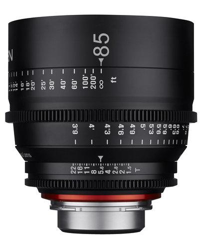 Rokinon XN85  85mmT1.5 Professional Cine Lens XN85