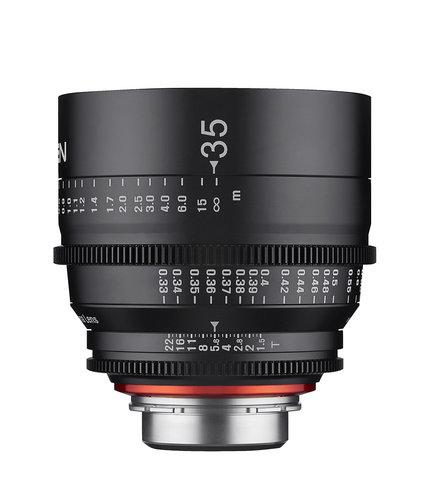 Rokinon XN35 35mm T1.5 Professional Cine Lens for Canon XN35