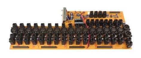 Allen & Heath 002-253JIT Main Connector PCB for MixWiz 16 002-253JIT