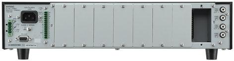 TOA A-9120SM2 CU Modular Mixer Amp 1x120W 25/70V, 4/8ohms A9120SM2CU