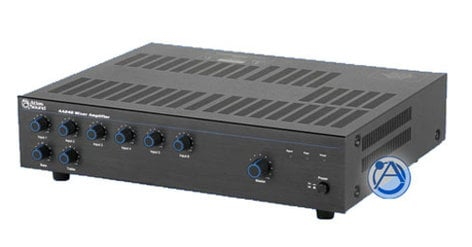 Atlas Sound AA240 6 Channel 240W Mixer / Power Amplifier AA240