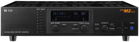 TOA A-9240SHM2-CU A9240SHM2 Modular Mixer Amp, 1x240W 70V A9240SHM2CU