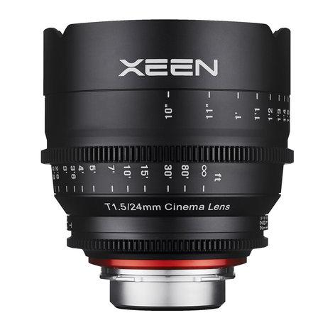 Rokinon XEEN 24mm T1.5 Professional Cine Lens XN24