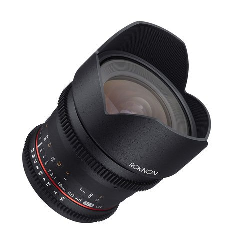 Rokinon DS10M 10mm T3.1 Cine DS Ultra Wide Angle Lens DS10M