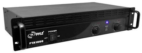 Pyle Pro PTA1000 1000W Power Amplifer PTA1000