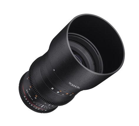 Rokinon DS135M  Rokinon Cine DS 135mm T2.2 Telephoto Cine Lens  DS135M