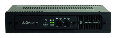 Lab Gruppen LUCIA-240/1-70  Commercial amplifier, 240W  LUCIA-240/1-70