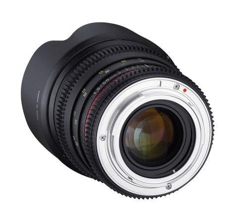Rokinon 50mm T1.5 Full Frame Cine DS Lens DS50M