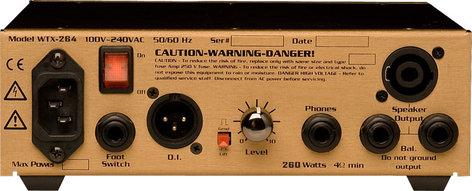 Eden Amplification WTX264 260W Bass Amplifier Head WTX264-BSTOCK
