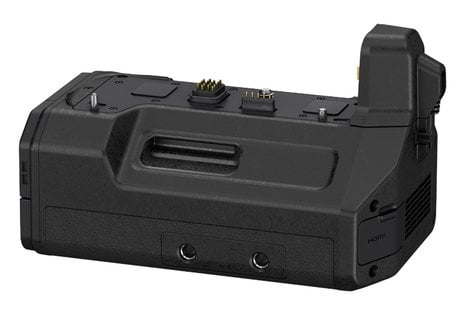 Panasonic DMC-GH4-YAGH LUMIX 16.05 MP 4K DSLR Camera with DMW-YAGH A/V Interface DMC-GH4-YAGH