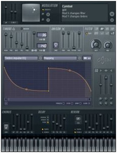 Image Line Ogun Additive Synthesis Software Virtual Instrument IL-OGUN