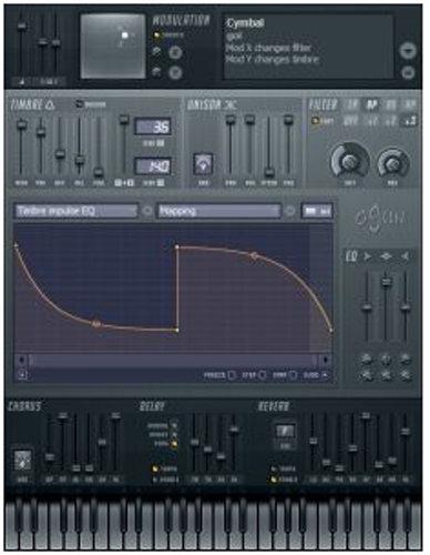 Image Line Ogun Additive Synthesis Software Virtual Instrument IL-OGUN