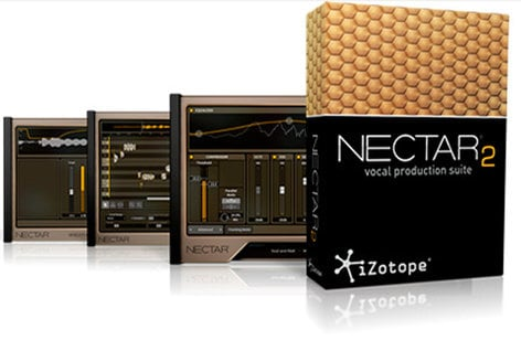 iZotope Nectar 2 Production Suite Vocal Production Software NECTAR2-PRODUCTION