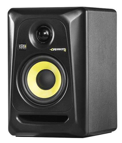 "KRK ROKIT 4 G3 Powered 4"" Studio Monitor RP4G3"