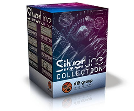 D16 Group SilverLine Collection Comprehensive SilverLine Series Plugin Bundle SILVERLINE-BUNDLE