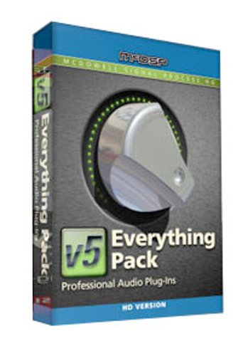 McDSP Everything Pack HD Plugin Bundle EVERYTHING-PACK-HD