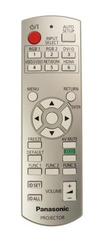 Panasonic N2QAYB000566 PTDW530U Remote N2QAYB000566
