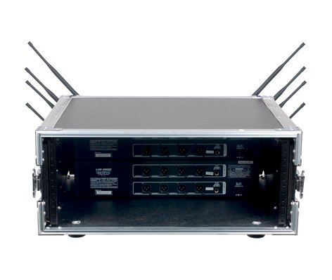 VocoPro UHF-8900-C16  16 Channel PLL Wireless Microphone Package with Frequency Scan and IR Sync UHF-8900-C16
