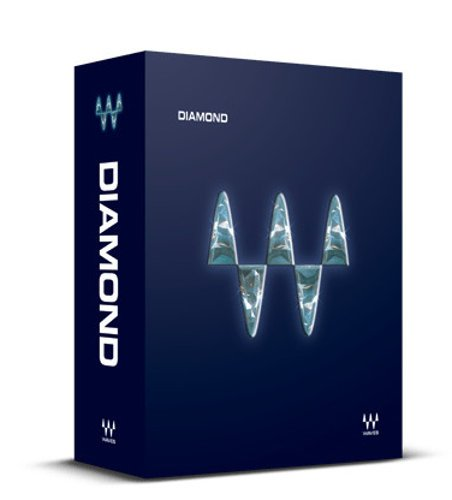 Waves Diamond Audio Production Plugin Bundle DATDM