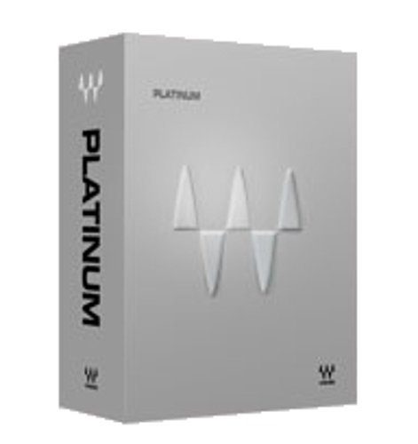 Waves Platinum Mixing and Mastering Audio Production Plugin Bundle WPTA