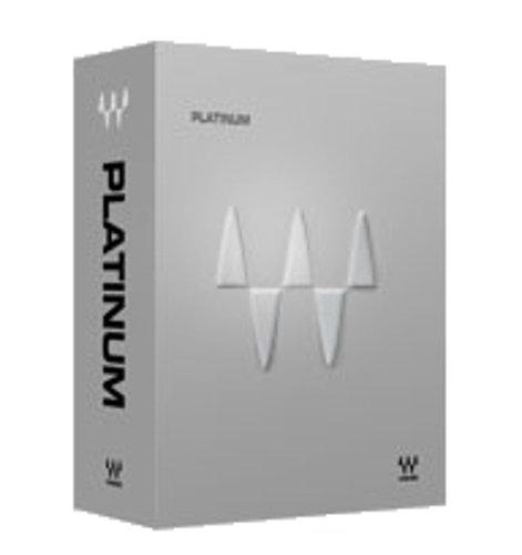 Waves Platinum Mixing and Mastering Audio Production Plugin Bundle WPTA