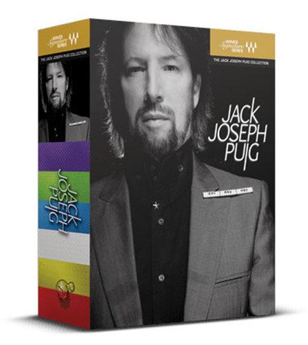 Waves Jack Joseph Puig Signature Series Audio Processing Plugin Bundle JJPSIGSG