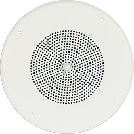 Bogen S86T725PG8UBR  Ceiling Speaker with Bright White Grill S86T725PG8UBR