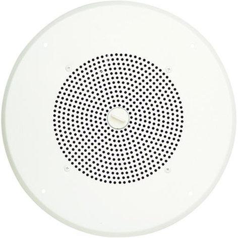 Bogen S86T725PG8UBRVK  Ceiling Speaker with Bright White Grill S86T725PG8UBRVK